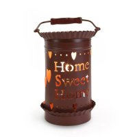 Home sweet home candle warmer