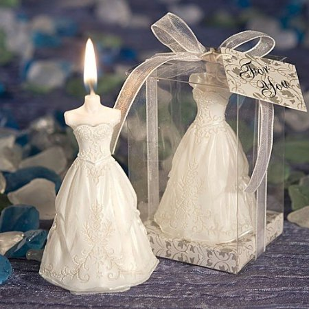 Create your own wedding candles