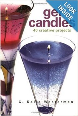 Homemade Gel Candle Creations are Unique