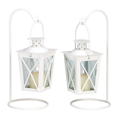 Candle Lantern Wedding Centerpiece