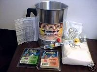 Candle making kits for wedding crafts