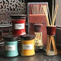 Woodwick candles the style